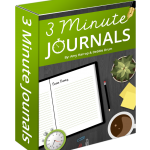 Amy Harrop & Debbie Drum – 3 Minute Journals with software